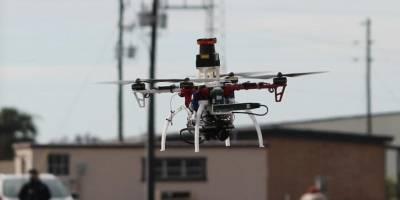 Nuevo sistema puede evitar que los drones autónomos choquen contra obstáculos