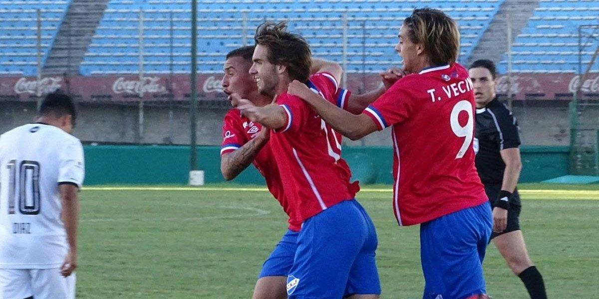 Colo Colo fue apabullado por Nacional en su debut en la Copa Libertadores Sub 20