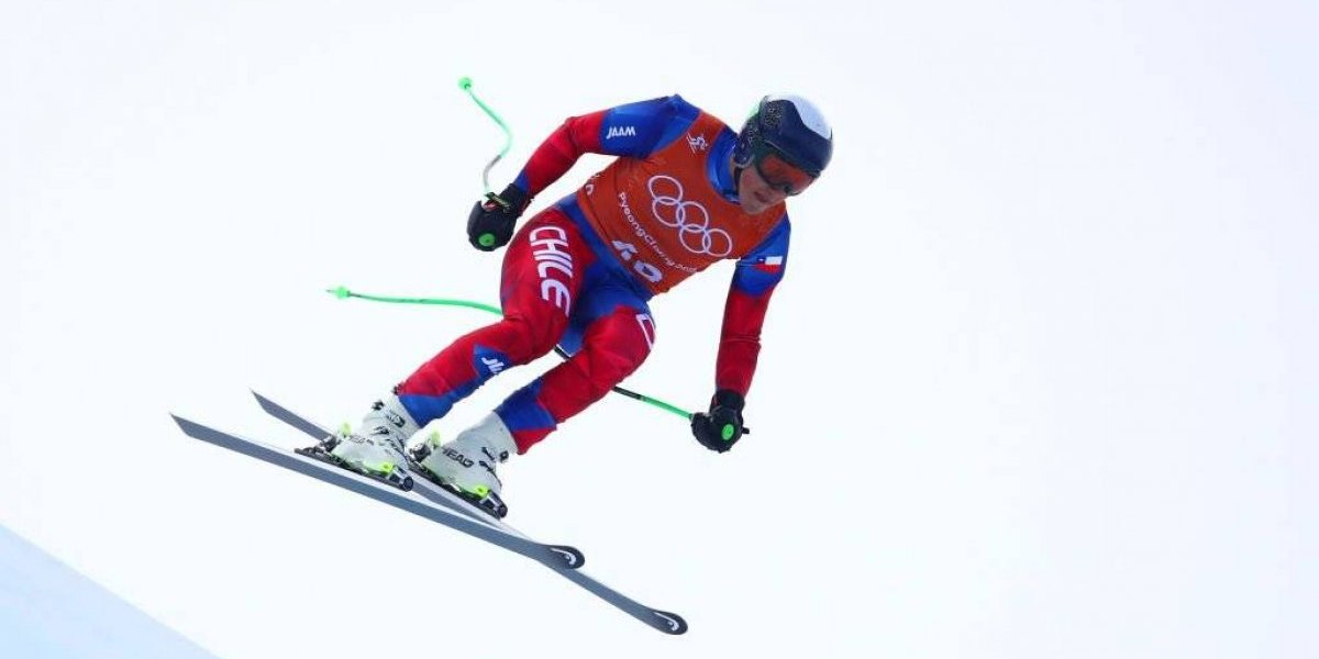 El viento le juega otra mala pasada a Chile en los Juegos Olímpicos de Invierno
