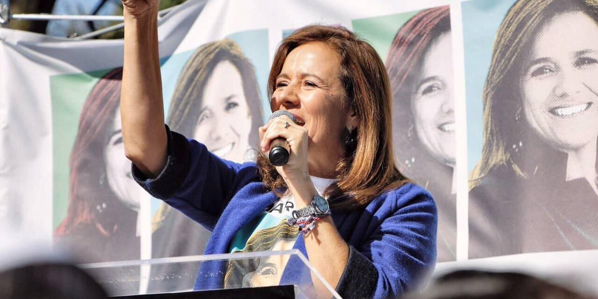 Zavala asegura tener los apoyos necesarios para la candidatura independiente