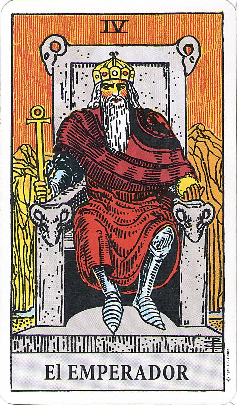 el emperador tarot