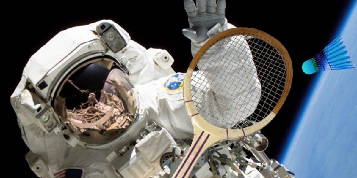 Estación Espacial Internacional organiza su primer torneo deportivo