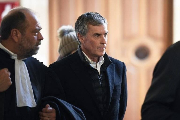 Jérôme Cahuzac, exministro francés