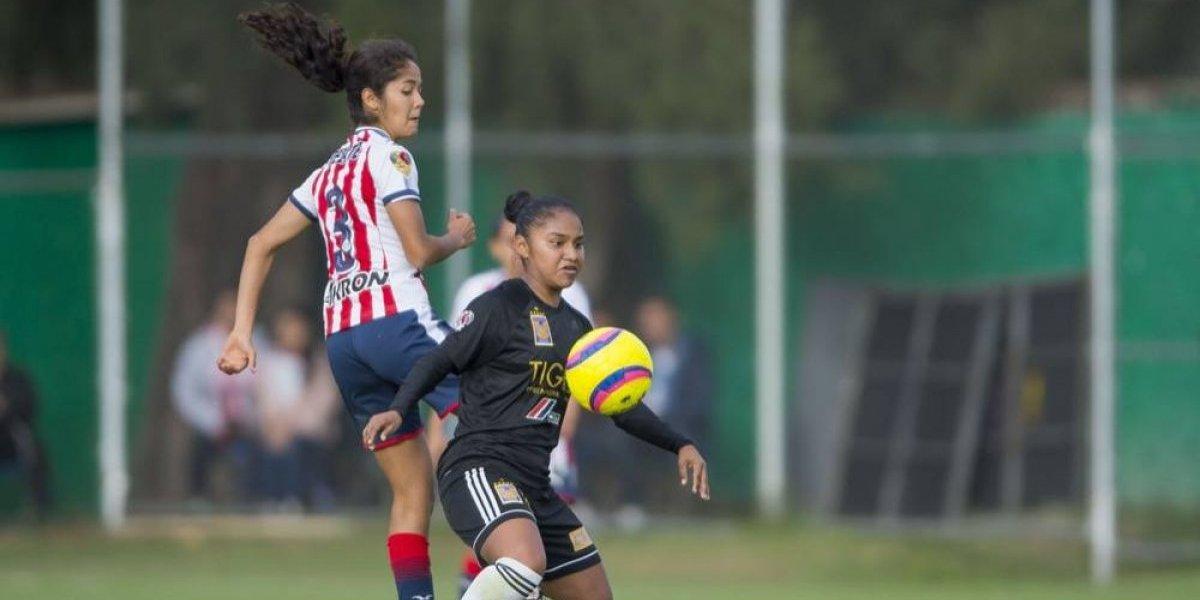 """""""Estamos enojadas con nosotras"""": Miriam García, de Chivas"""