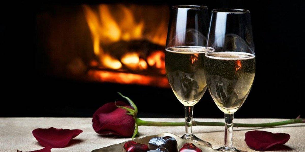 Opciones gastro romántica para compartir en pareja