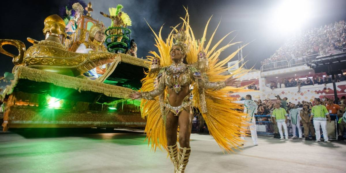 La política también baila en el Carnaval de Río