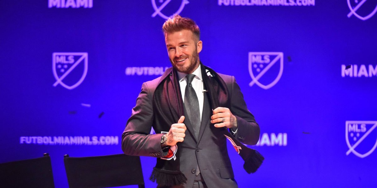 VIDEO: Beckham visita al Chef de la sal