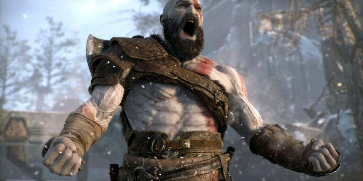 God of War presenta su nuevo comercial sobre cancha de la NBA