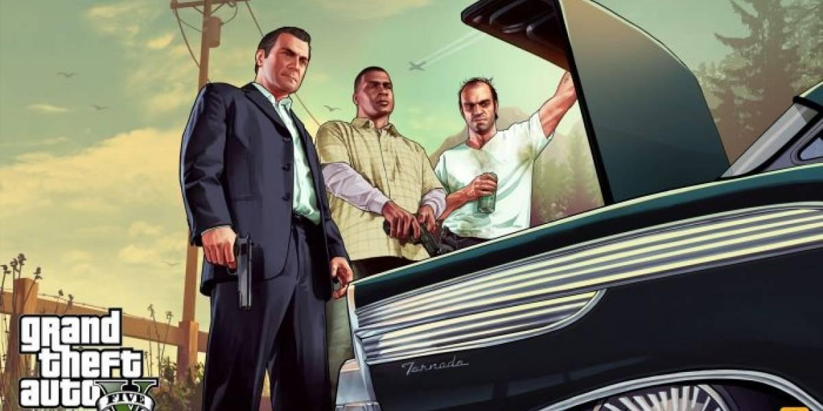Grand Theft Auto V ya ha distribuido más de 90 millones de unidades