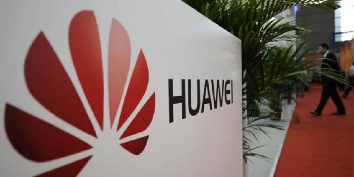 Se filtran fotos de uno de los tres modelos del Huawei P20