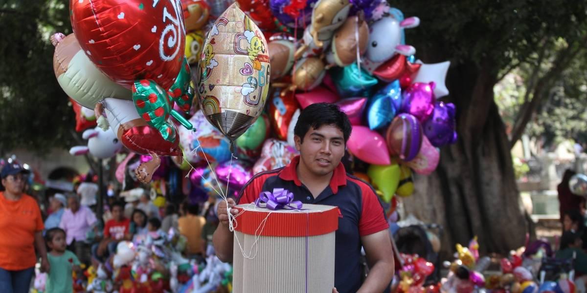 Comerciantes capitalinos esperan más 4 mil millones de pesos en ventas de San Valentín