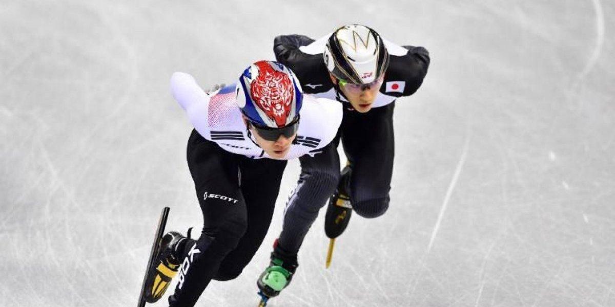 Patinador de velocidad japonés Kei Saito primer caso de dopaje en Juegos de Pyeongchang