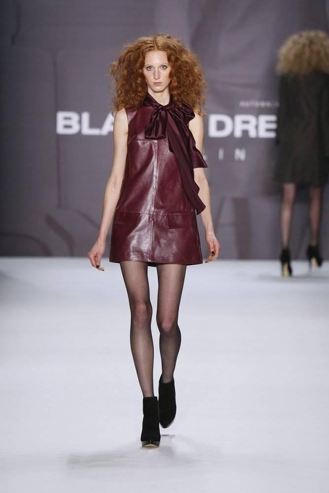 BLACKY DRESS BERLIN FASHION WEEK FW11 01/21/2011