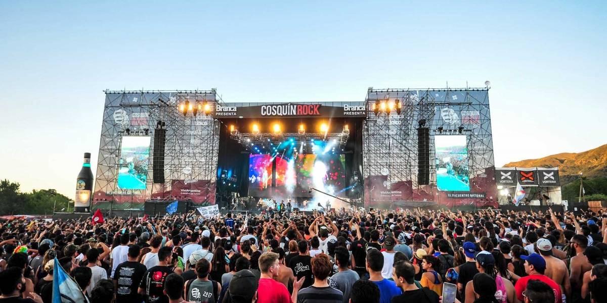 Importante festival argentino anuncia su llegada a Chile