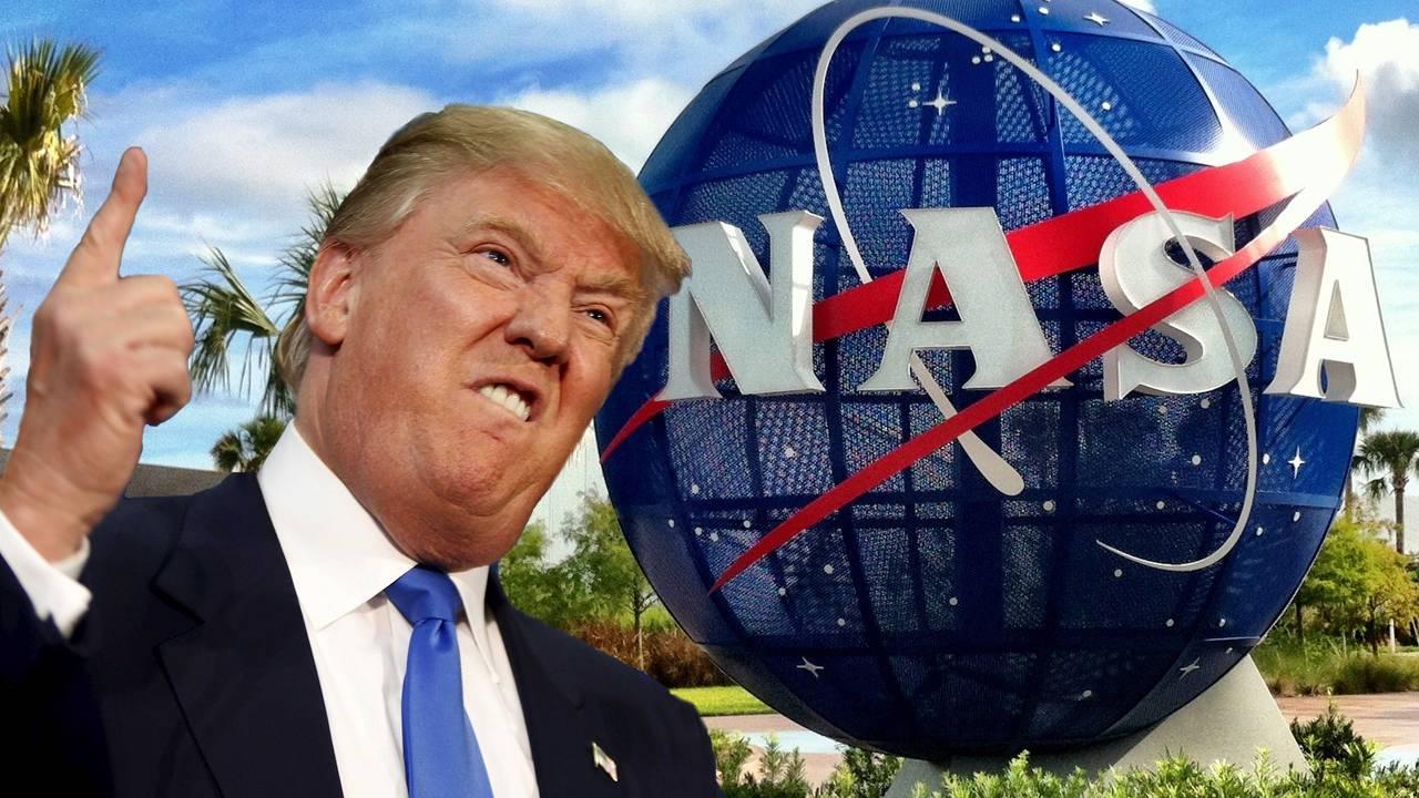 El nuevo administrador de la NASA de Trump no tiene antecedentes científicos