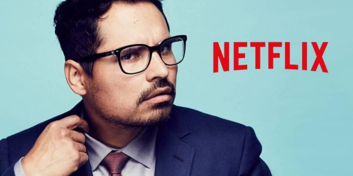 Netflix compra Extinction, la nueva película de Michael Peña