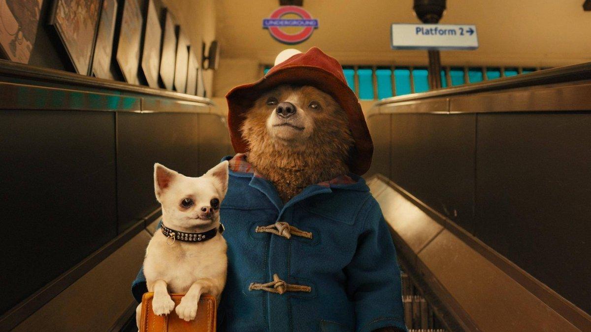 """El filme """"Paddington 2"""" se exhibe en las salas del país. Foto: Warner Bros. Pictures"""
