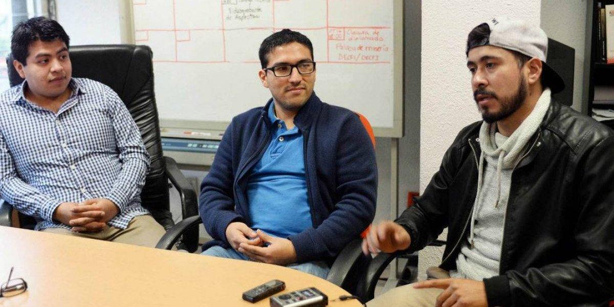 Estudiantes de la UNAM crean robot para limpiar cisternas sin vaciarlas