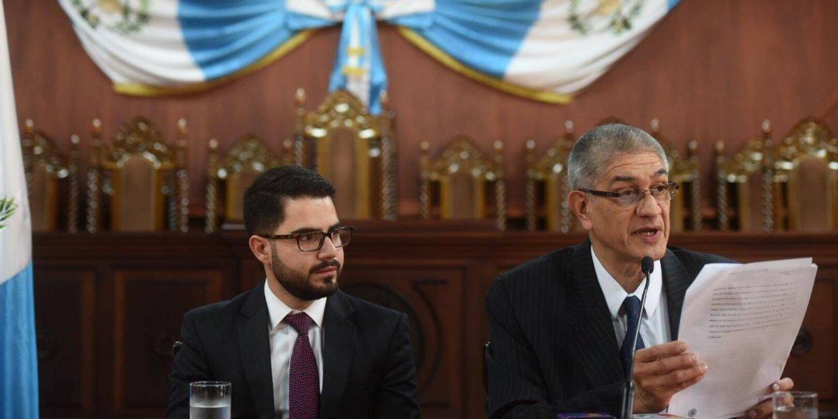 Declaran sin lugar la acción que buscaba eliminar delitos de financiamiento electoral ilícito