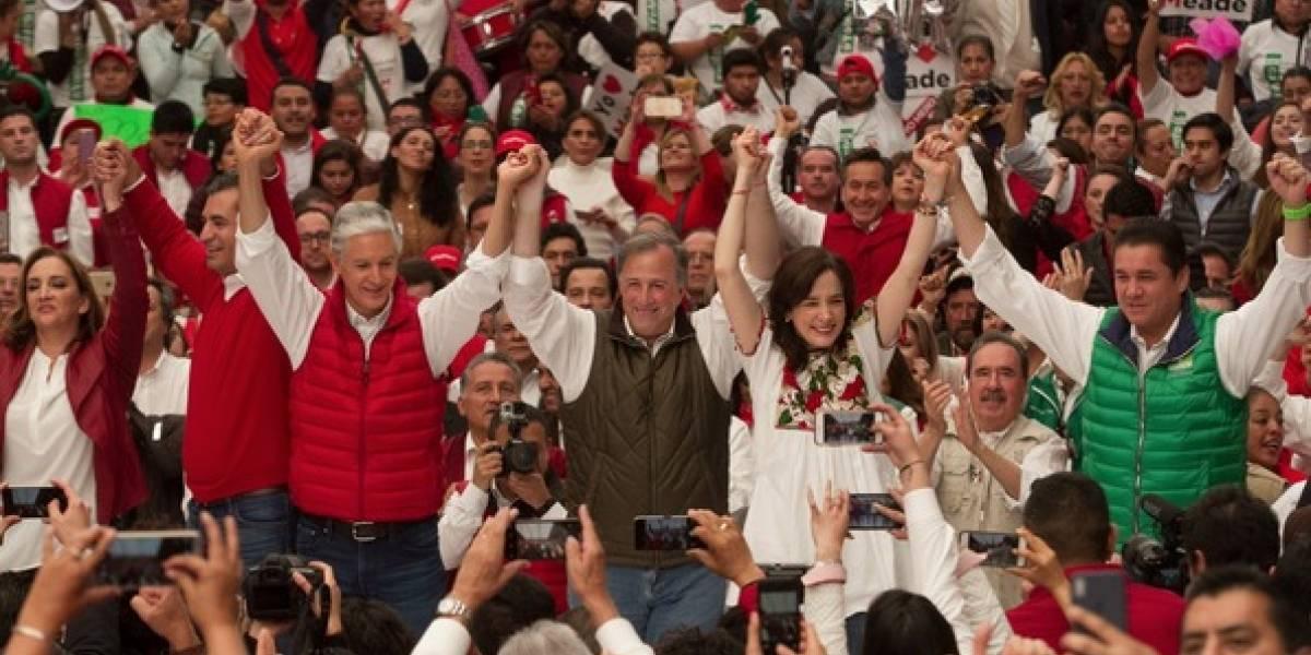 #Política Confidencial: Del Mazo, 'telonero' de Meade