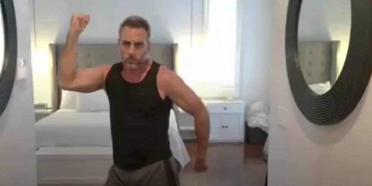 Carlos Ponce lanza su DuraChallenge