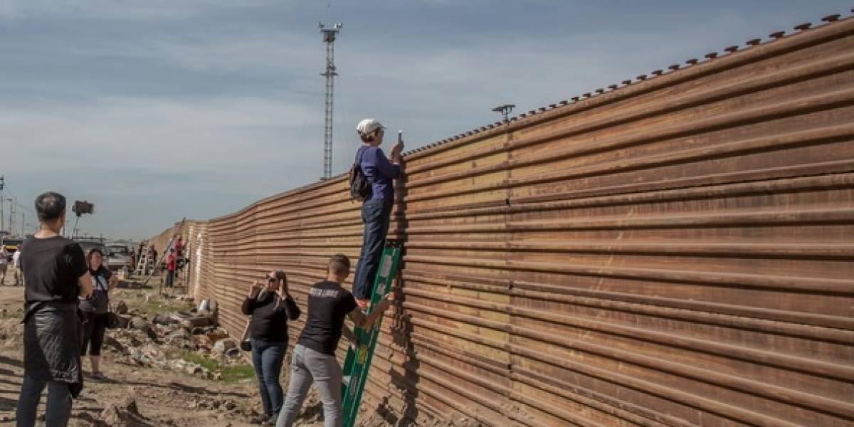 Trump pide al Congreso 1.6 mil mdd para construcción de muro