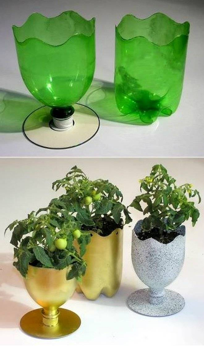 Diy crea maceteros ecol gicos con objetos reciclados - Manualidades y bricolaje para el hogar ...