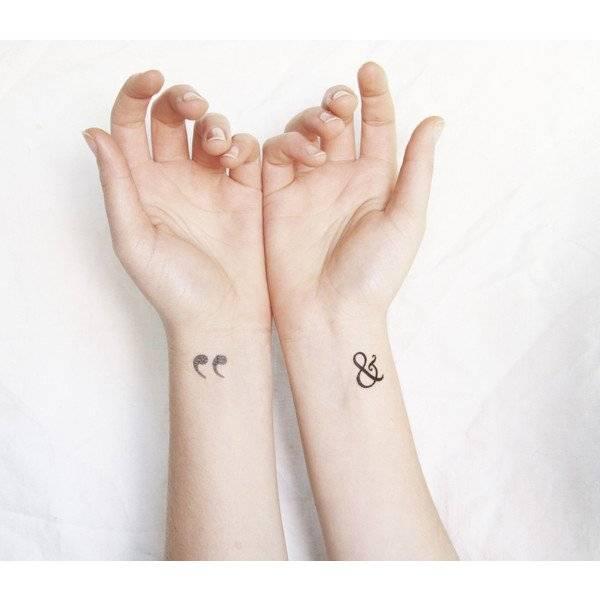 17 Ideas De Tatuajes Minimalistas Para Parejas Enamoradas Belelu