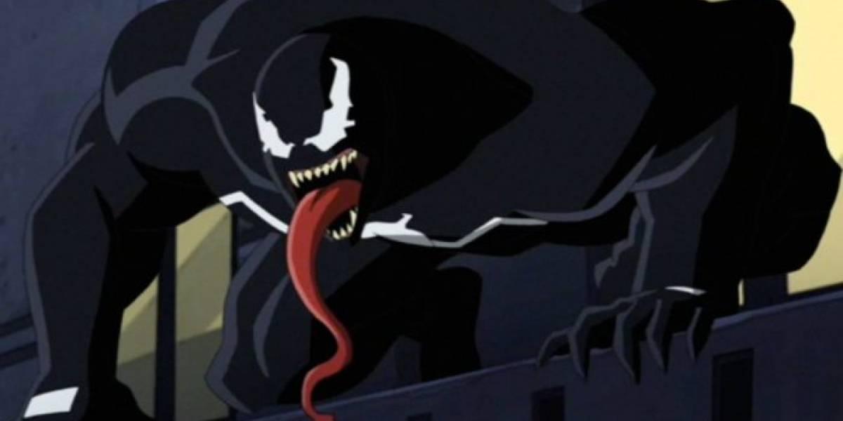 Dan a conocer nuevo afiche de la película de Venom