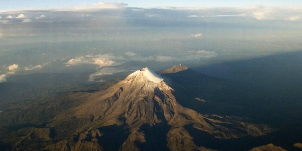 Muere estadounidense que escalaba un volcán en México