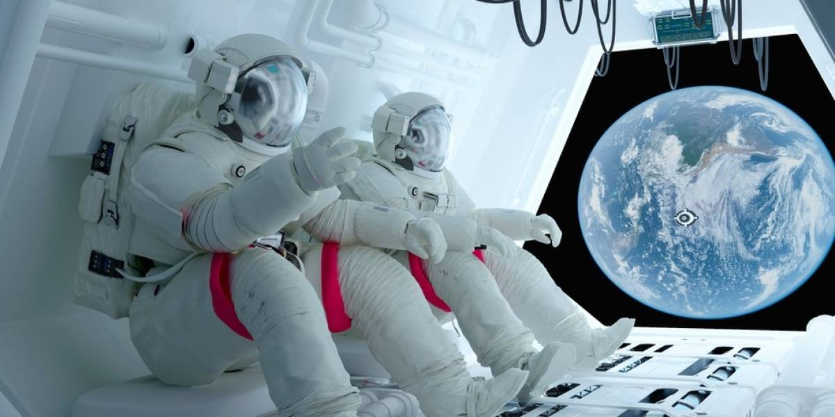 O plano da Nasa para alimentar astronautas com comida feita à base de seus excrementos