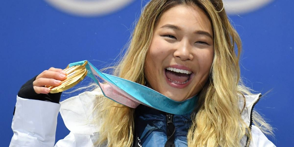 PyeongChang 2018: La impresionante exhibición de la superestrella de 17 años Chloe Kim, la ya proclamada reina de las Olimpiadas de invierno