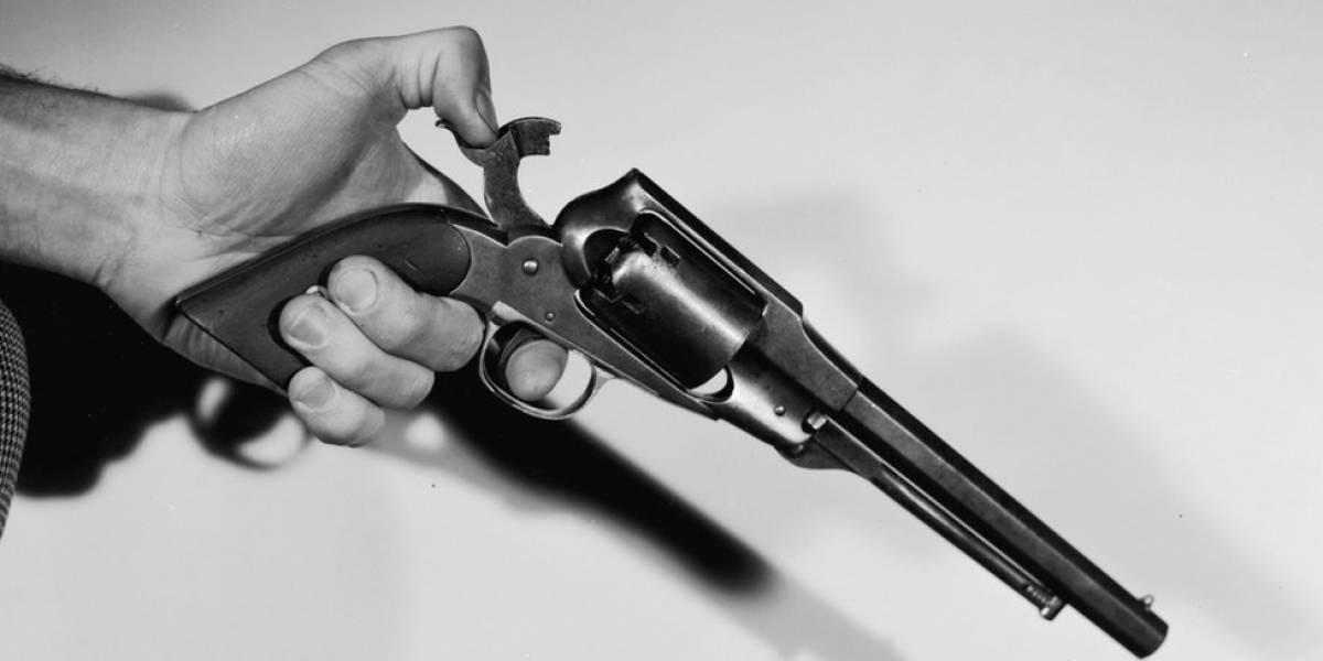 Joven murió por manipular un arma que se le disparó por accidente