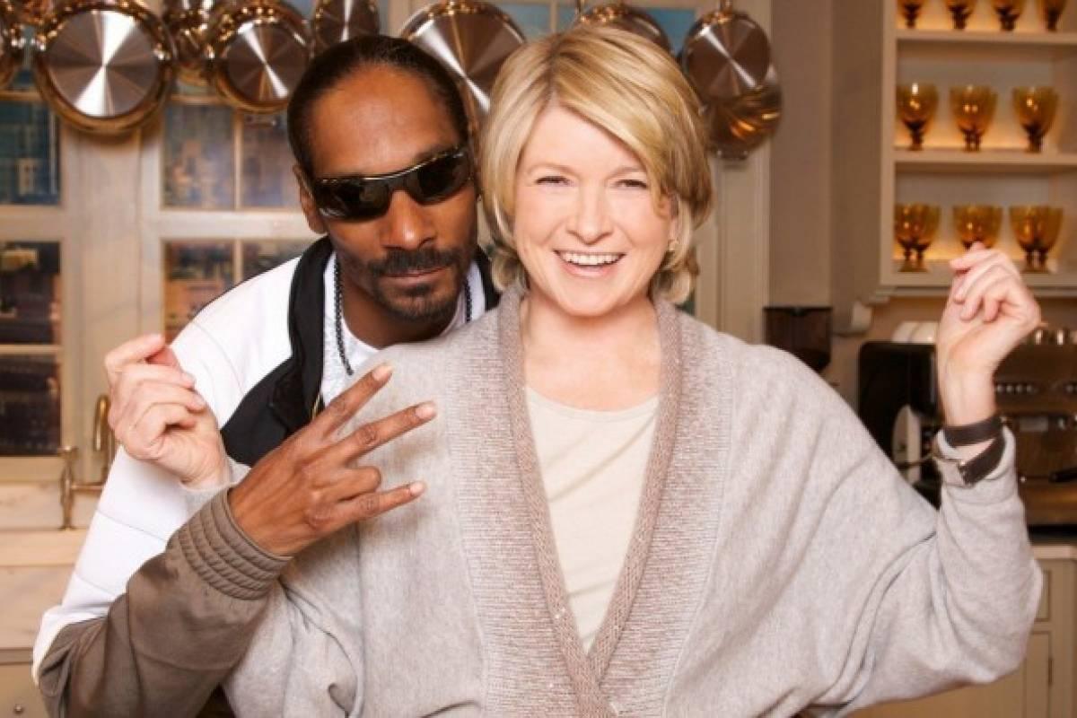Snoop Dogg y Martha Stewart tendrán programa de cocina en VH1 ...