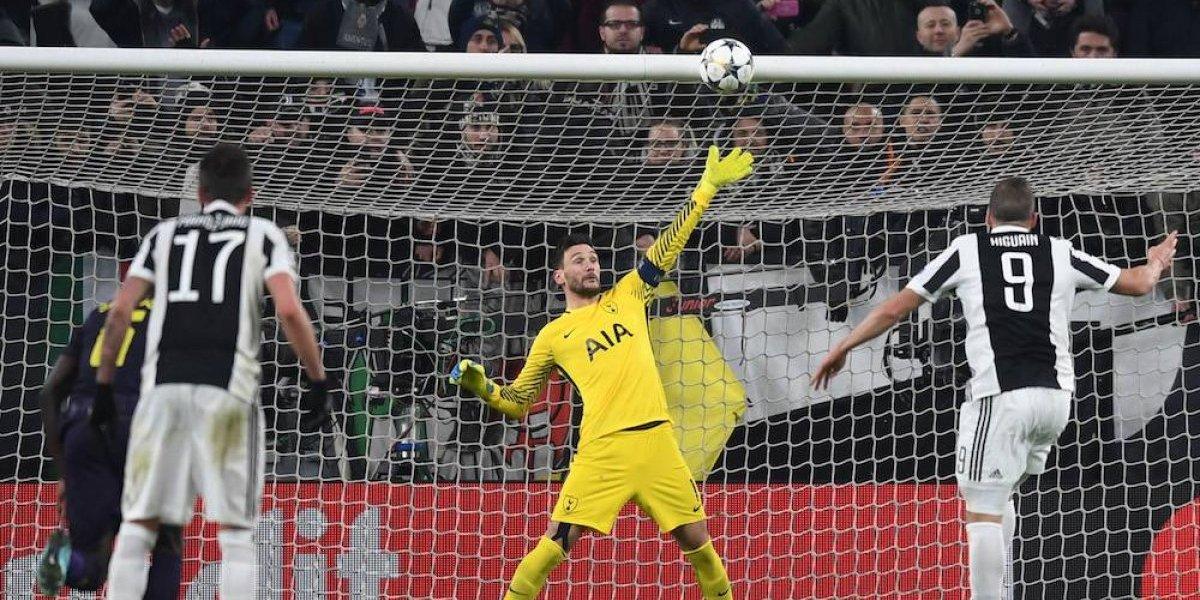 Juventus complica su calificación; Manchester City golea en la Champions