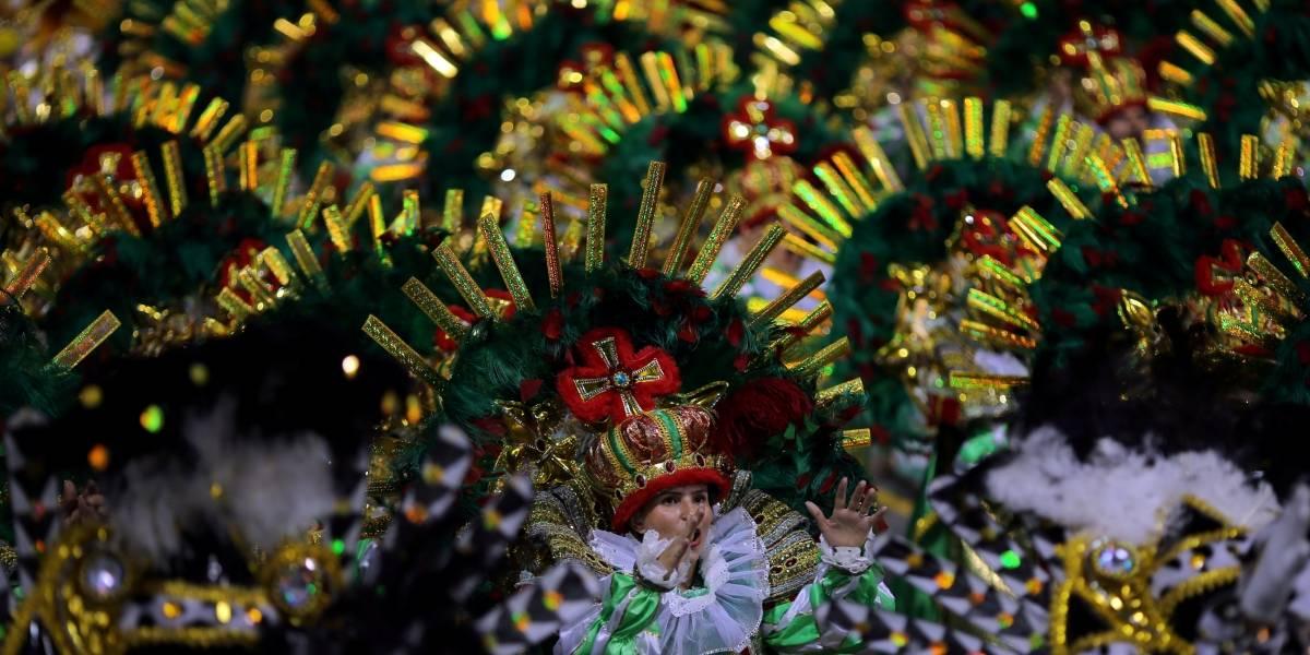 Escola de samba campeã de SP será definida nesta terça