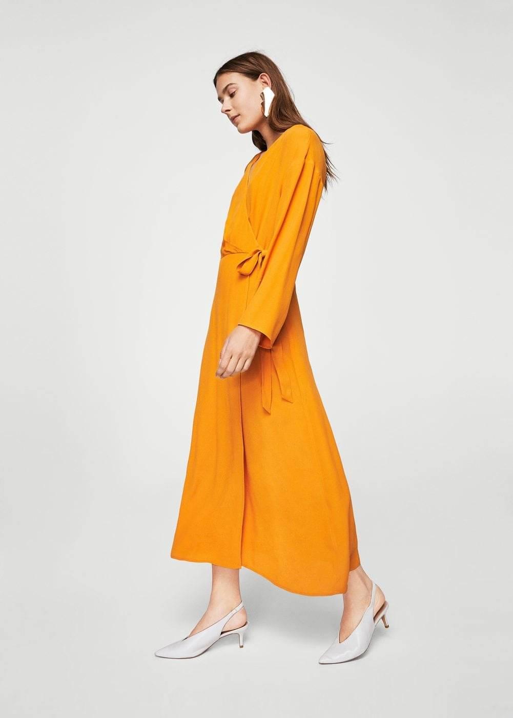 vestidos tierra calida