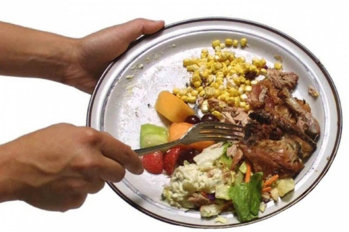 Resultado de imagem para desperdicio alimentar