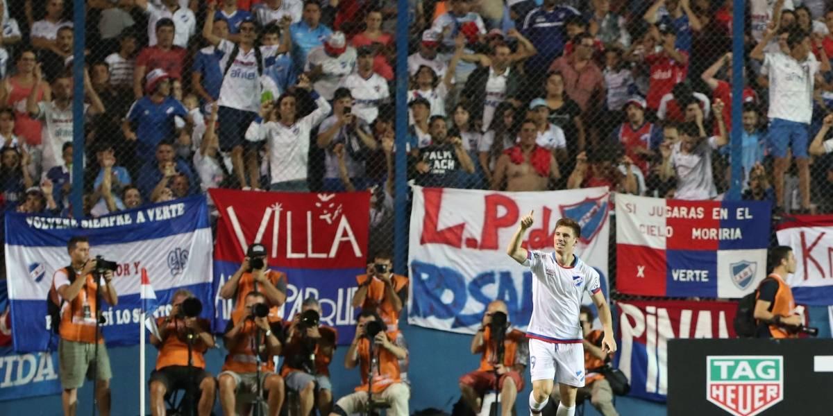 La dura sanción a los hinchas de Nacional por gritos contra Chapecoense