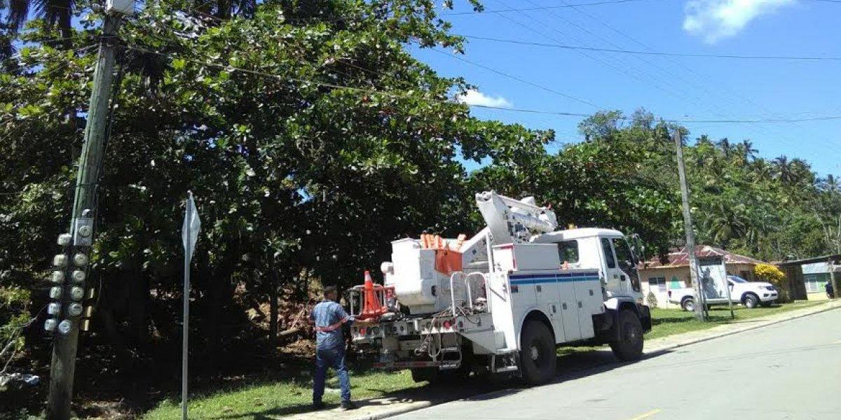 Luz y Fuerza dice no está autorizada para ofrecer servicio de energía en El Limón