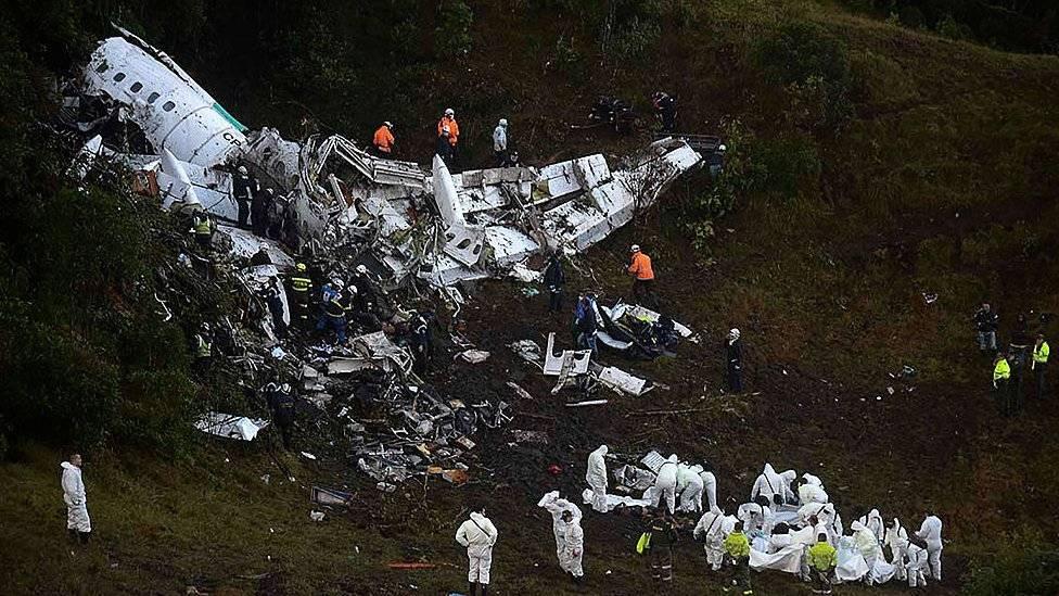 Conmebol multa al Nacional por burlas sobre tragedia de Chape