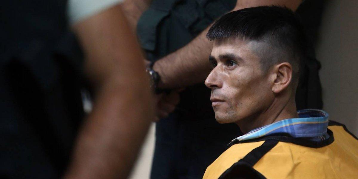 """Licantén: fiscal acusa a José Navarro de sustraer a Emmelyn para """"efectuar un ritual"""""""