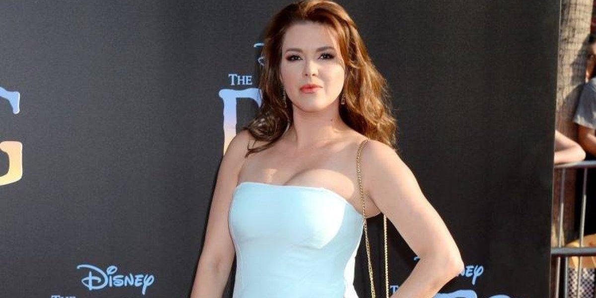 Alicia Machado presume en Instagram sexy figura al desnudo