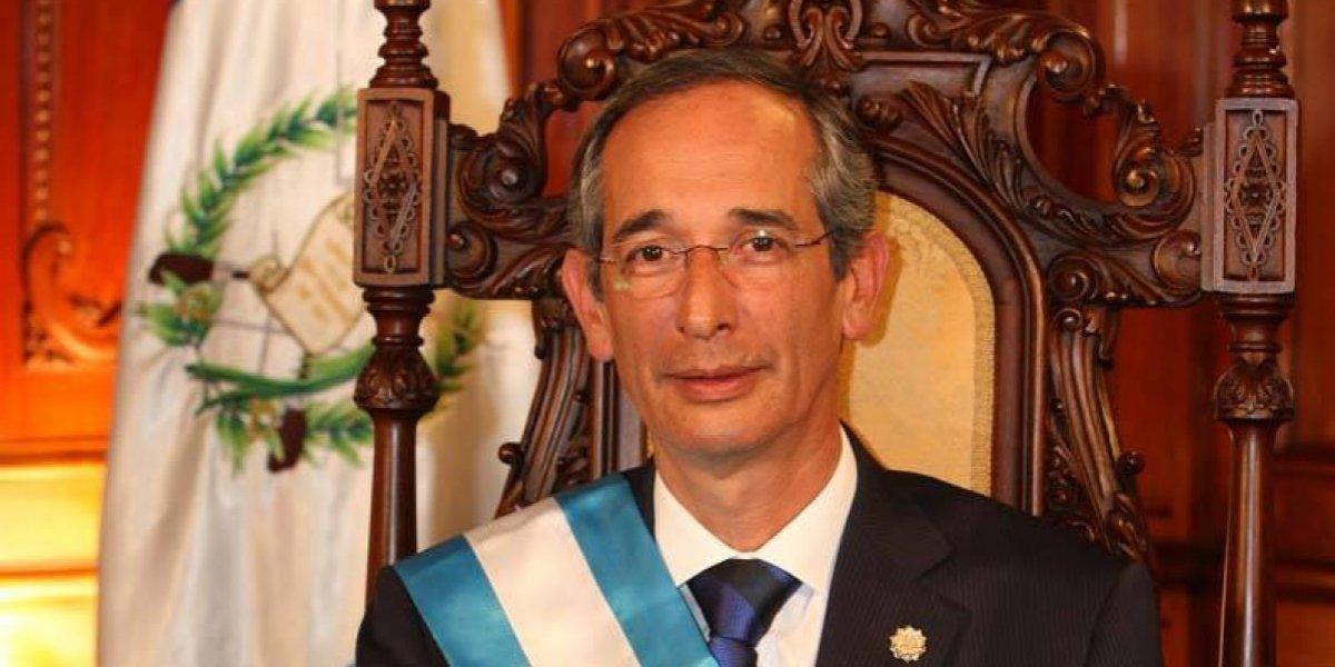 Arrestan en Guatemala al ex presidente Colom por un caso de corrupción