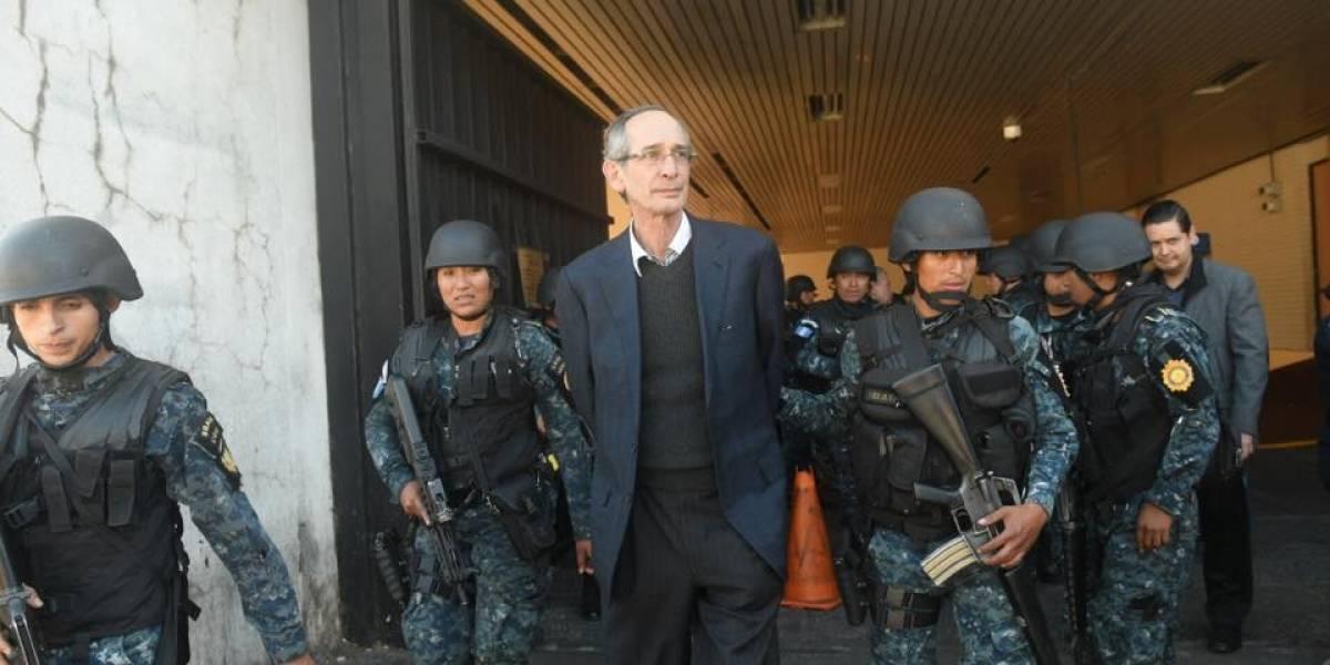 Caso Transurbano: Expresidente Álvaro Colom es enviado a prisión provisional