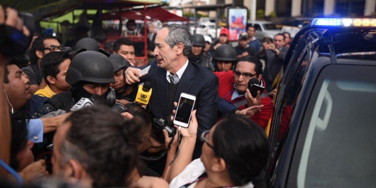 Álvaro Colom, el sexto expresidente de Guatemala señalado por la justicia en la era democrática
