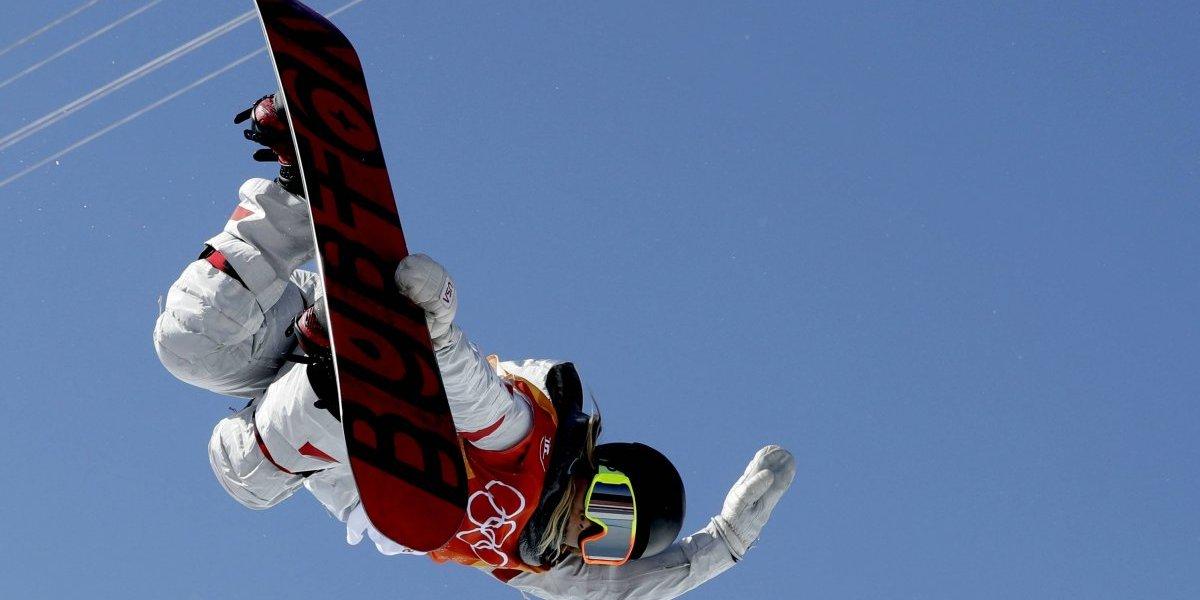 Atleta de 17 años se cuelga el primer oro en snowboard de Pyeongchang