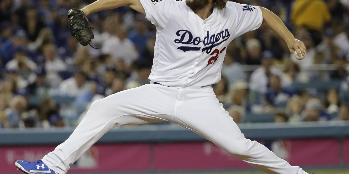 Kershaw será abridor de Dodgers en primer partido