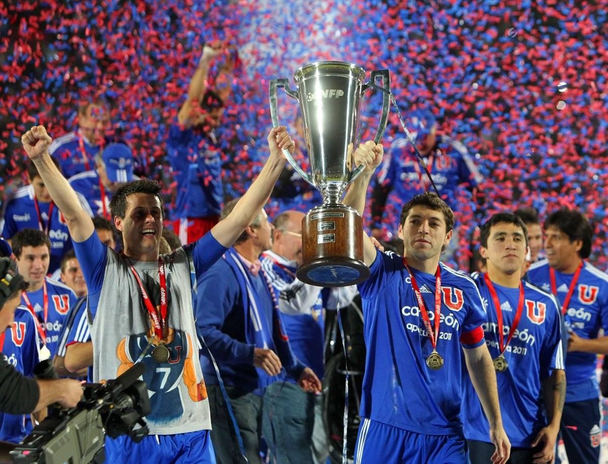 Futbol 2011 Apertura Final Vuelta UC vs UChile AG4K1823