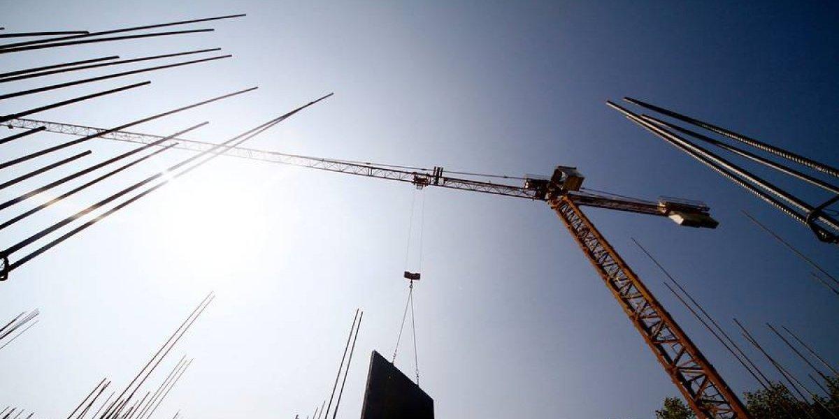 Actividad de la construcción vuelve a subir por tercer mes consecutivo